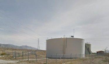 Public Works Water Tank