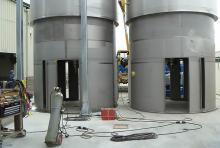 30,000 Gallon Tanks