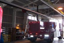 Aircraft Fire Rescue Renovation