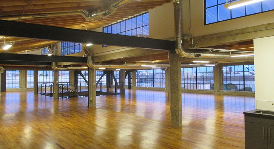 Wood Framed Floors and Roof