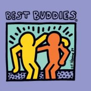 best buddies charity ride event logo