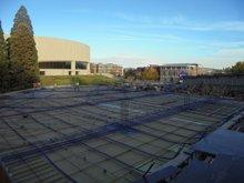 luxury student housing in progress in Reno Nevada
