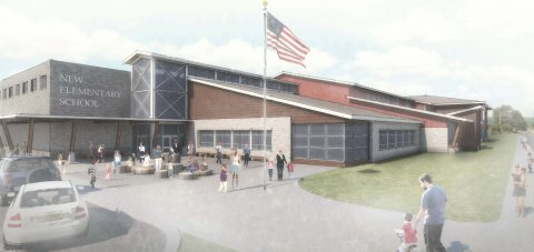 structural design for new elementary school in Cottage Grove OR