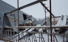 Roof Folding Over
