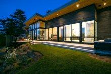 Pre-Engineered Wood Truss Roof