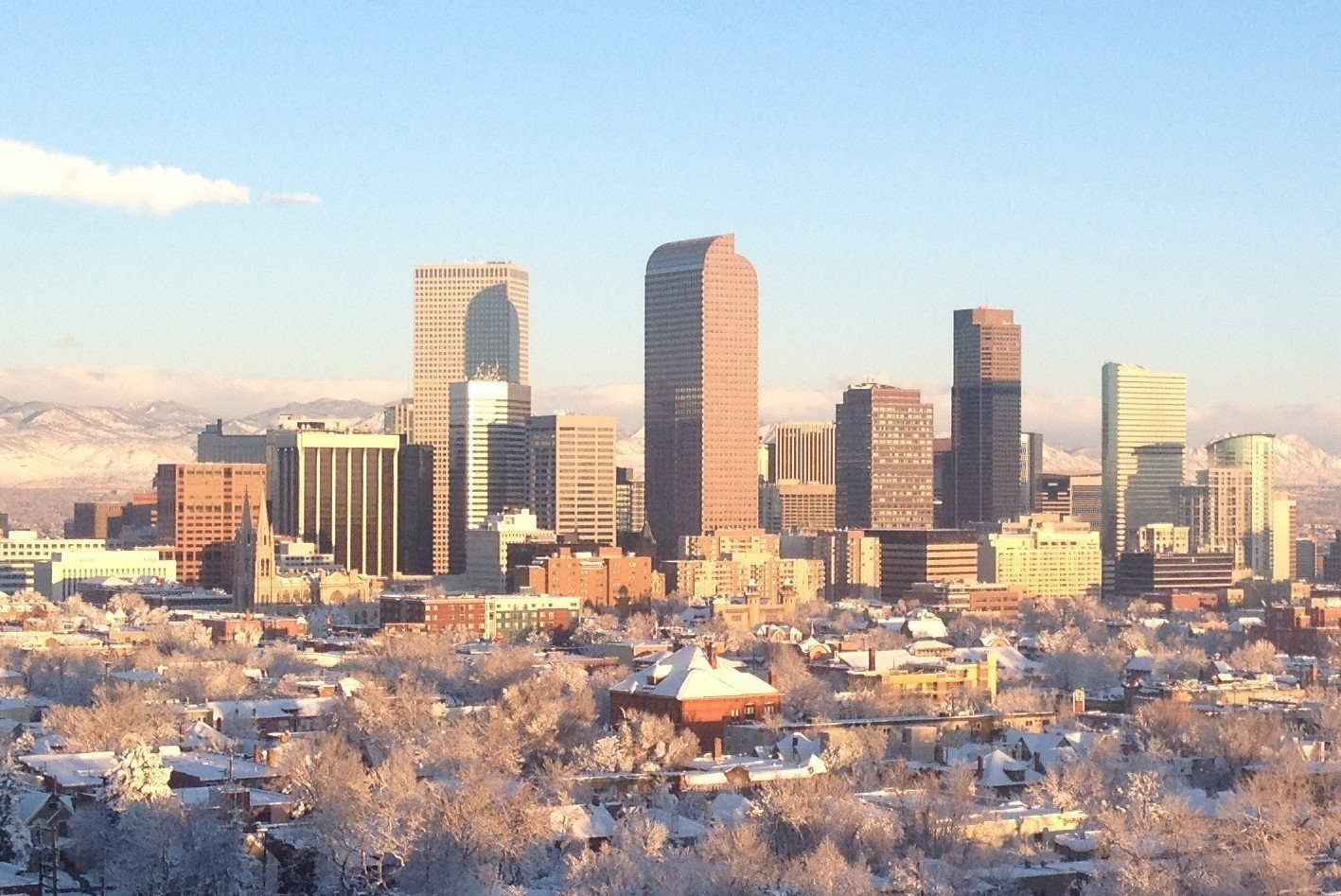 Denver, Colorado, Civil & Structural Engineering