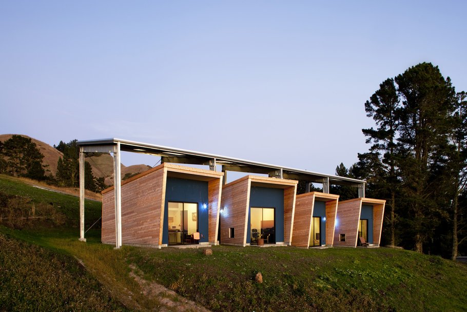 Djerassi Resident Artist Program Studios in Woodside, CA